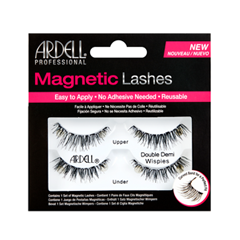 Накладные ресницы Ardell Magnetic Strip Lash Double Demi Wispies (Цвет Double Demi Wispies variant_hex_name 000000) 1m 15 1mm rubber magnetic strip self adhesive flexible magnetic diy strip tape width 15mm thickness 1mm 15mm x 1mm