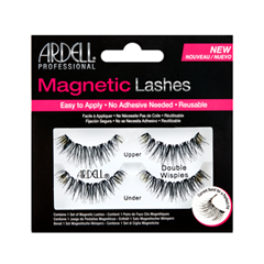 Накладные ресницы Ardell Magnetic Strip Lash Double Wispies (Цвет Double Wispies variant_hex_name 000000) 1m 15 1mm rubber magnetic strip self adhesive flexible magnetic diy strip tape width 15mm thickness 1mm 15mm x 1mm