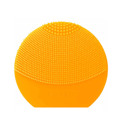 Фото Очищение Foreo LUNA Play Plus Sunflower Yellow (Цвет Sunflower Yellow variant_hex_name FFC800)