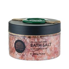 Соль для ванны Huilargan Rejuvenation Bath Salt with Melissa Oil (Объем 330 г) 330 мл