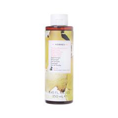 Гель для душа Korres Ginger Lime Showergel (Объем 250 мл) гель для душа korres shower gel mango