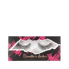Накладные ресницы LASplash Cosmetics Dauntless Lashes Prowl (Natural-Wispy-Flare) (Цвет Prowl (Natural-Wispy-Flare) variant_hex_name 903650) reedoon fashionable pc frame resin lens uv400 protection polarized sunglasses silvery white