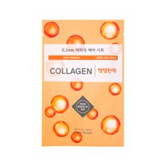 Тканевая маска Etude House 0.2 Therapy Air Mask Collagen Skin Firming (Объем 20 мл) тканевая маска etude house 0 2 therapy air mask ceramide deep moisturizing объем 20 мл