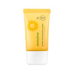 Защита от солнца InnisFree Perfect UV Protection Cream Long Lasting For Dry Skin SPF50+/PA+++ (Объем 50 мл) защита от солнца the skin house крем uv protection sun block spf50 pa объем 60 мл