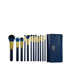 Набор кистей для макияжа Royal & Langnickel Guilty Pleasures... Pride™ 12pc Brush Wrap Kit 10pcs free shipping at28c256 15pc at28c256 12pc