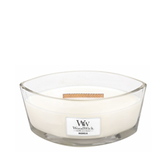 Ароматическая свеча Woodwick Magnolia Ellipse Glass Candle (Объем 453,6 г) 453 мл kitchen craft home made traditional glass pickles jar
