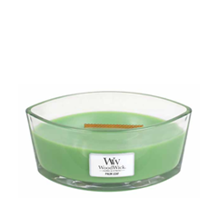Ароматическая свеча Woodwick Palm Leaf Ellipse Glass Candle (Объем 453,6 г) 453 мл kitchen craft home made traditional glass pickles jar