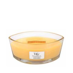 Ароматическая свеча Woodwick Seaside Mimosa Ellipse Glass Candle (Объем 453,6 г) 453 мл свеча bath
