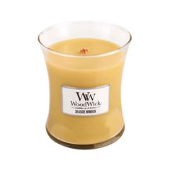 Ароматическая свеча Woodwick Seaside Mimosa Medium Candle (Объем 275 г) 275 мл свеча bath