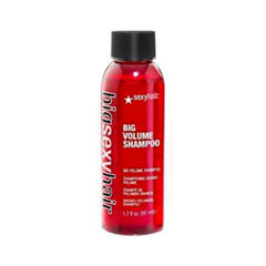 Шампунь Sexy Hair Big Color Safe Volumizing Shampoo (Объем 50 мл) недорого