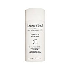 Шампунь Leonor Greyl Крем-шампунь для волос и тела Douceur Vegetale (Объем 200 мл)