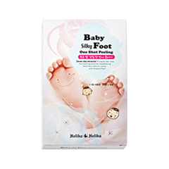 Пилинг Holika Holika Baby Silky Foot One Shot (Объем 200 мл*2)