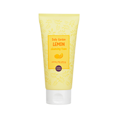 Пенка Holika Holika Daily Garden Lemon Cleansing Foam (Объем 120 мл)