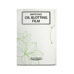 Салфетки Tony Moly Матирующие салфетки 3M Oil Blotting Film