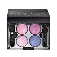 ���� ��� ��� NoUBA Quattro Eyeshadows 608 (���� 608)