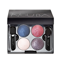 ���� ��� ��� NoUBA Quattro Eyeshadows 627 (���� 627)