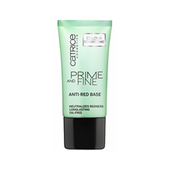 ������� Catrice Prime And Fine Anti-Red Base (����� 40 ��)