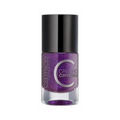 Лак для ногтей Catrice Crushed Crystals (Цвет 02 PLUMdogMillionaire variant_hex_name C54494)