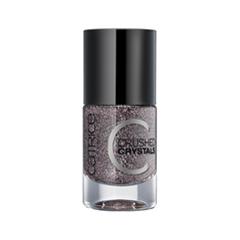 Лак для ногтей Catrice Crushed Crystals (Цвет 05 Stardust variant_hex_name 827A7C)