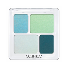 ���� ��� ��� Catrice Absolute Eye Colour Quattro (���� 110 Pool Position ��� 50.00)