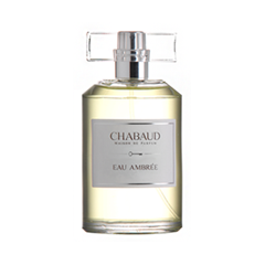Парфюмерная вода Chabaud Maison de Parfum Eau Ambrée (Объем 100 мл) туалетная вода chabaud maison de parfum eau de source объем 100 мл
