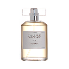 Парфюмерная вода Chabaud Maison de Parfum Vintage (Объем 100 мл) туалетная вода chabaud maison de parfum eau de source объем 100 мл