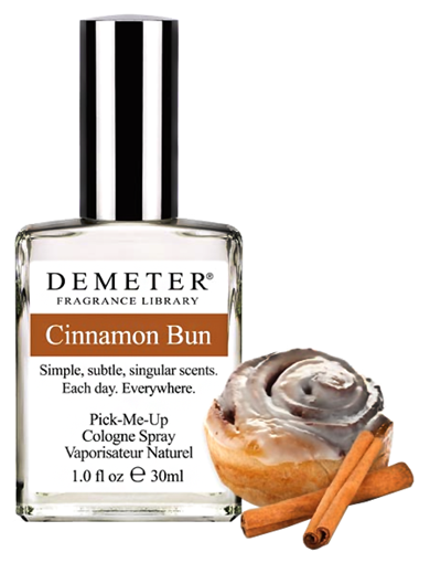 Одеколон Demeter Булочка с корицей (Cinnamon Bun) (Объем 30 мл)