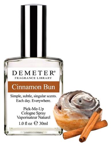 Одеколон Demeter «Булочка с корицей» (Cinnamon Bun) (Объем 30 мл) одеколон