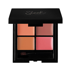 Помада Sleek MakeUP Lip 4 Palette (Цвет Ballet variant_hex_name CF764B)