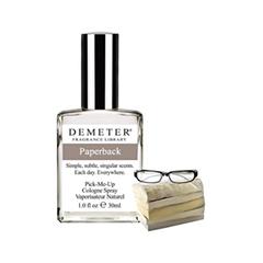 Одеколон Demeter Книжный переплет (Paperback) (Объем 30 мл)