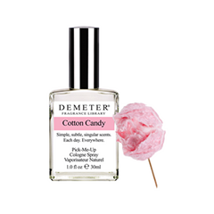 Одеколон Demeter Сахарная вата (Cotton Candy) (Объем 30 мл)