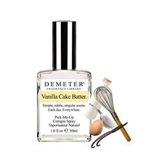 Одеколон Demeter «Ванильная сдоба» (Vanilla Cake Batter) (Объем 30 мл)
