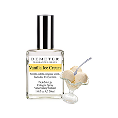Одеколон Demeter Ванильное мороженое (Vanilla Ice Cream) (Объем 30 мл)