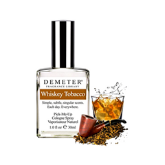 Одеколон Demeter «Виски и табак» (Whiskey Tobacco) (Объем 30 мл) demeter fragrance library demeter fragrance library de788lucno93