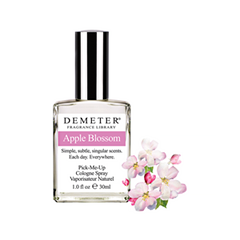 Одеколон Demeter «Яблоневый цвет» (Apple Blossom) (Объем 30 мл) одеколон demeter сад после дождя wet garden объем 30 мл