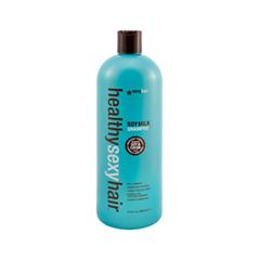 Шампунь Sexy Hair Soymilk Shampoo (Объем 1000 мл) alfaparf precious nature shampoo dry and thirsty hair шампунь для сухих волос испытывающих жажду 1000 мл
