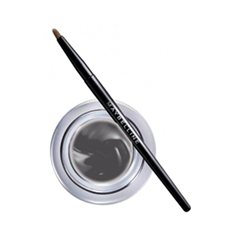 Подводка Maybelline New York Гель-лайнер Lasting Drama (Цвет 07 Black Chrome variant_hex_name 666B6F) лайнер maybelline new york maybelline new york ma010lwiiw59