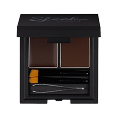 Набор для бровей Sleek MakeUP Brow Kit (Цвет Extra Dark variant_hex_name 41251A)