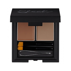 Набор для бровей Sleek MakeUP Brow Kit (Цвет Light variant_hex_name 986D5C)