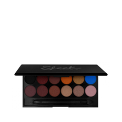 Тени для век Sleek MakeUP I Divine 568 (Цвет 568 Sunset  variant_hex_name 9E3E0B)