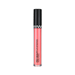 Блеск для губ Holika Holika Pro:Beauty Lip Attention 301 (Цвет CR 301 Wedding Peach variant_hex_name FF615E) платье brusnika цвет черный