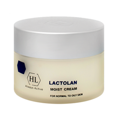 Крем Holy Land Lactolan Moist Cream For Oily Skin (Объем 250 мл)
