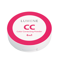 Пудра Lumene CC Color Correcting Powder Абсолютное совершенство (Цвет Medium/Deep variant_hex_name BB966F)