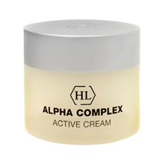 Крем Holy Land Alpha Complex Active Cream (Объем 50 мл) holy land holy land активный крем alpha complex active cream 110065 70 мл