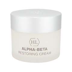 Крем Holy Land Alpha-Beta Restoring Cream With Retinol (Объем 50 мл) holy land alpha complex multifruit system day defense cream spf 15 дневной защитный крем 50 мл