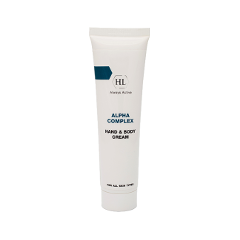 Крем Holy Land Alpha Complex Hand & Body Cream (Объем 100 мл) holy land alpha complex multifruit system day defense cream spf 15 дневной защитный крем 50 мл