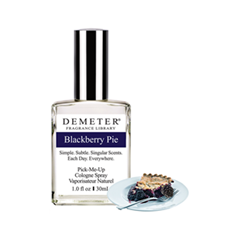 Одеколон Demeter Ежевичный пирог (Blackberry Pie) (Объем 30 мл)