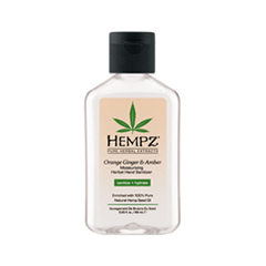 ����������� �������� Hempz ��������������� �������� ��� ��� Herbal Hand Sanitizer (����� 255 ��)