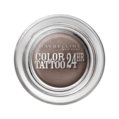 Тени для век Maybelline New York EyeStudio Color Tattoo 40 (Цвет Долговечный коричневый №40 variant_hex_name 62524C) new rotary tattoo machine motor liner shader integral set supply with swiss motor tattoo gun for beauty cosmetics machine