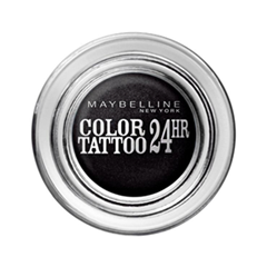 Тени для век Maybelline New York EyeStudio Color Tattoo 60 (Цвет Бессменный черный №60 variant_hex_name 020000) new rotary tattoo machine motor liner shader integral set supply with swiss motor tattoo gun for beauty cosmetics machine